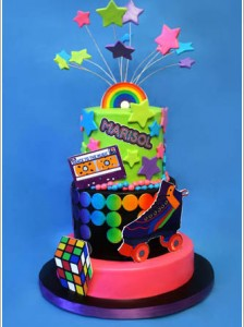 80s-birthday-party-cake - копия